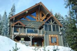 Kowal Ski Cabin