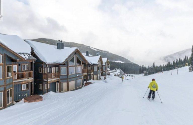 Kaya's Retreat - Snowridge Townhouse